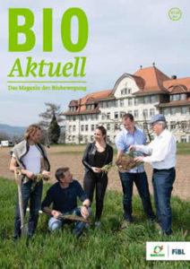 Zeitschrift Bio Aktuell