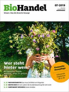 Zeitschrift Biohandel