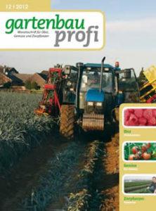 Zeitschrift Gartenbau Profi