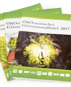 Zeitschrift Ökomenischer Gartenrundbrief
