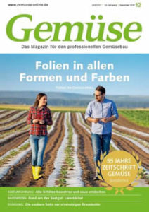 Zeitschrift Gemüse