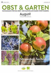 Zeitschrift Obst und Garten