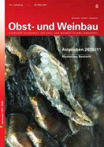 Zeitschrift Obst- und Weinbau