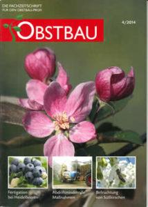 Zeitschrift Obstbau