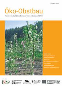 Zeitschrift Öko-Obstbau