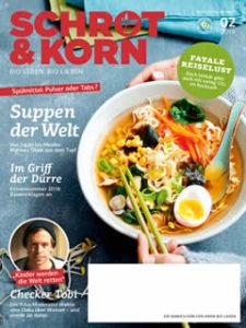 Zeitschrift Schrot und Korn